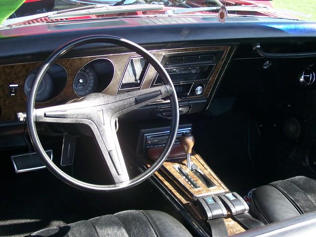 39 69 Pontiac Firebird Interior Flickr Photo Sharing