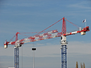Liebherr 280 EC-H 12 Litronic & Potain MD 305B