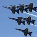 Blue Angels - x6 Formation