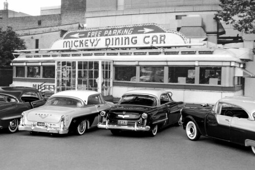 Mickey's Diner, 1955 | by HaarFager (Pro)