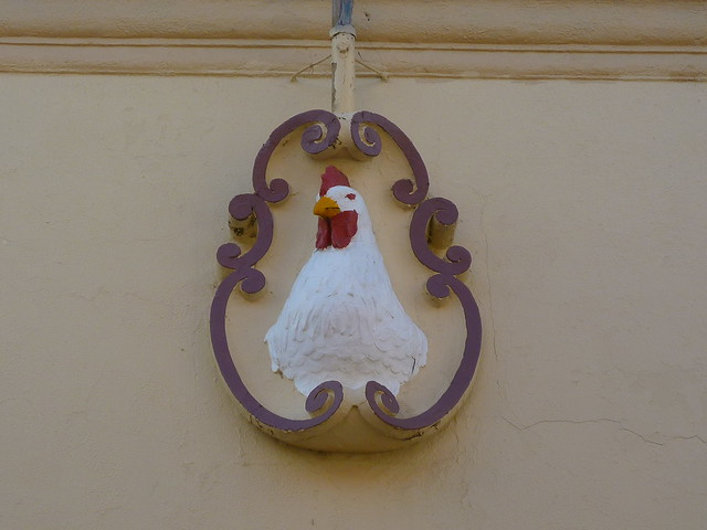 noble plaster chicken