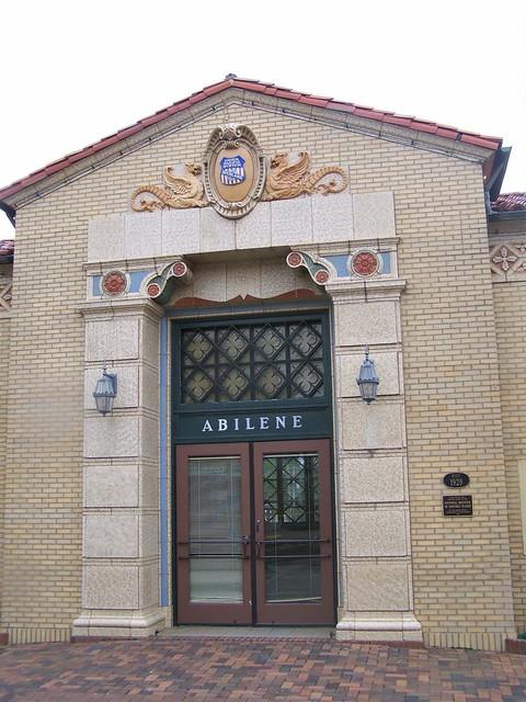 Union Pacific Passenger Depot Abilene Ks Flickr Photo