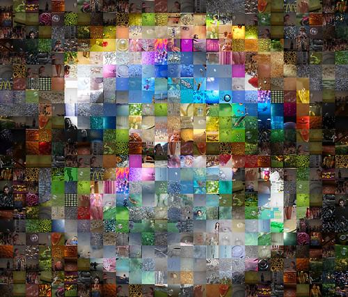 Bubble Mosaic