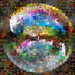 Bubble Mosaic by krazydad / jbum