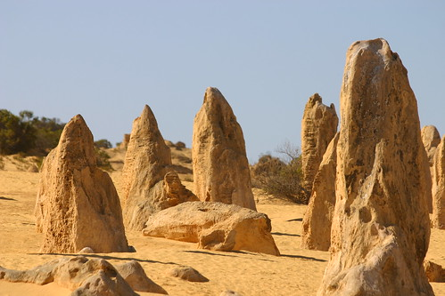 Pinnacles Desert Nambung National Park Western Australia