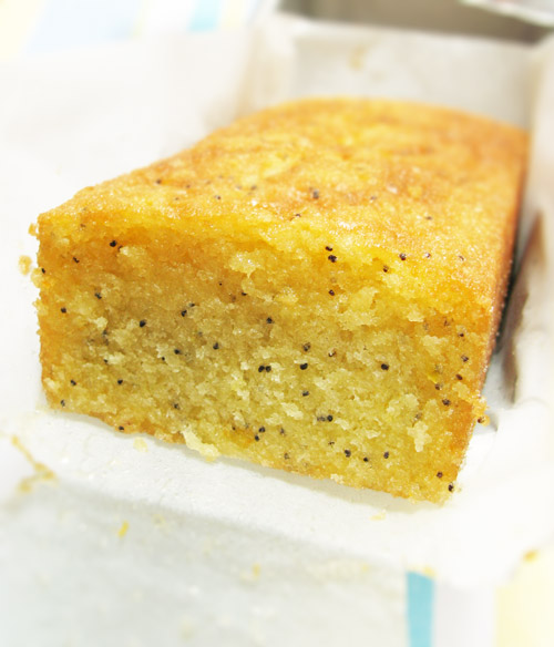 No Special Effects Tartine 39 S Almond Lemon Tea Cake