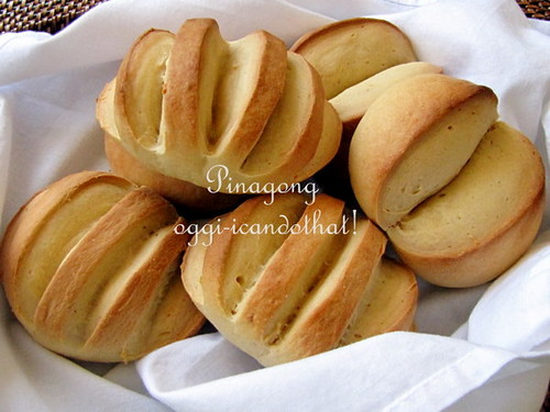 Monay and Pinagong