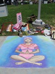 Commons-Inspired chalk art by pennylrichardsca (now at ipernity)
