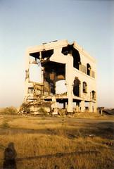 Old Gasworks, Beckton 1987