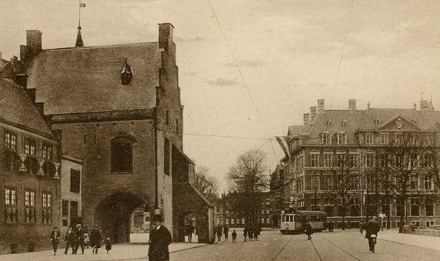 Den Haag, Vijverdam
