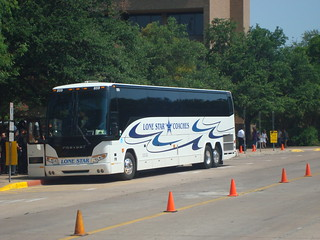 Lone Star Coaches 859 Prevost