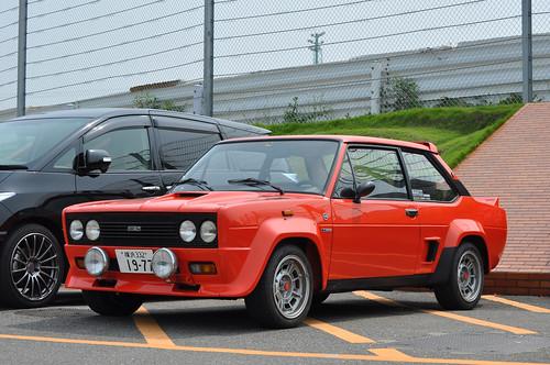 Fiat 131 Abarth Rally Corsa Bertone