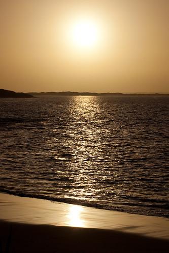 ocean sunset reflection beach water canon australia albany ripples westernaustralia 5dmarkii katrinabartley miseryboatharbour