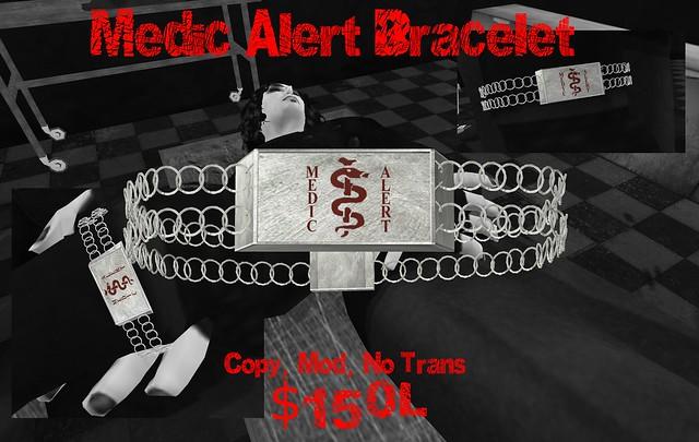 Articles- Beware of Lookalike MedicAlert Bracelets