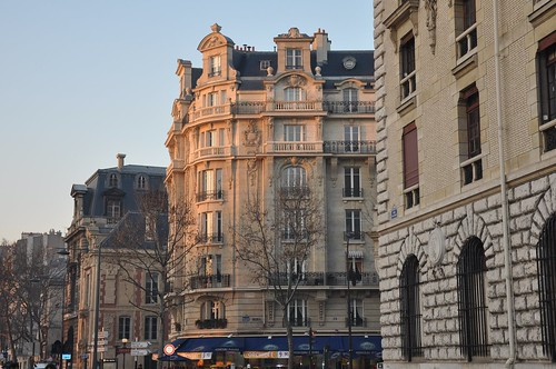 Boulevard Henri IV - Paris