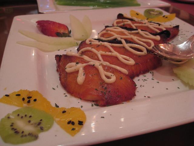 Smoked taiwanese sable fish flickr photo sharing for Sable s smoked fish