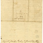 Indenture signed by Silas Deane (docket)