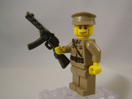 BrickArms PPSh Prototype 01