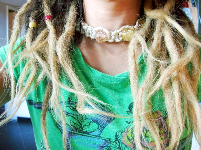 CROCHET DREADS - a photo on Flickriver
