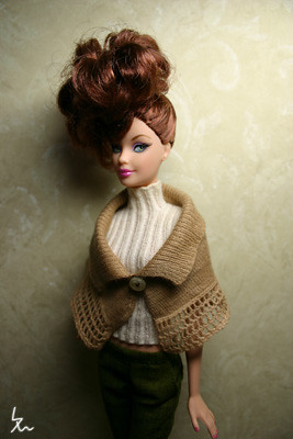 Barbie knit and pants
