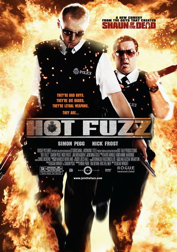 Hot Fuzz [DVD9] [Latino]