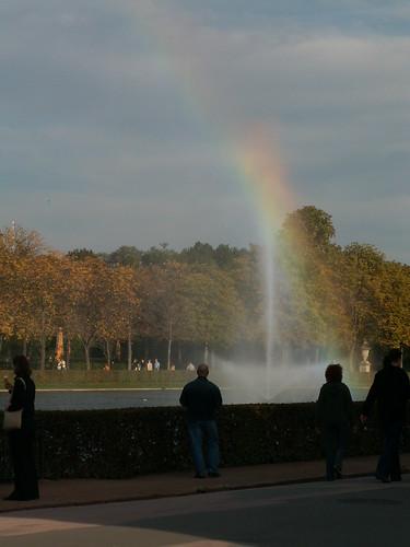 Der Regenpütt hört dich im Grossen Garten am Regenbogen 347