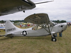 biplane(0.0), consolidated pby catalina(0.0), cessna 172(0.0), flight(0.0), aircraft engine(0.0), aviation(1.0), military aircraft(1.0), airplane(1.0), propeller driven aircraft(1.0), wing(1.0), vehicle(1.0), light aircraft(1.0), cessna o-1 bird dog(1.0), ultralight aviation(1.0), air force(1.0),