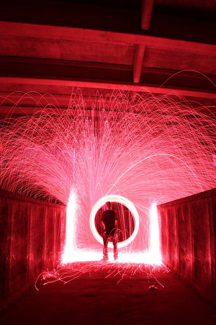 It's called wire wool! Its new!!