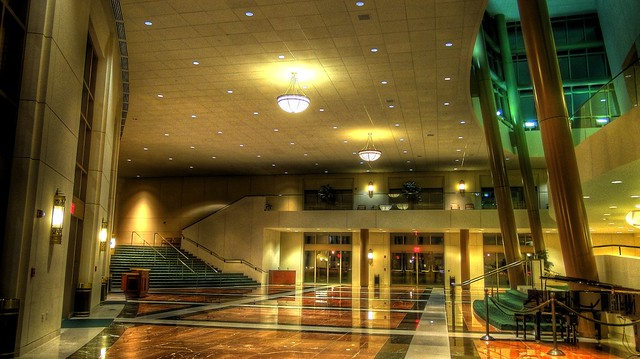 Christopher Newport University's Ferguson Center for the ...