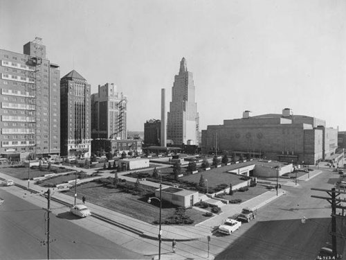 Kansas city downtown ca 1955 flickr photo sharing for Garden city ks movies
