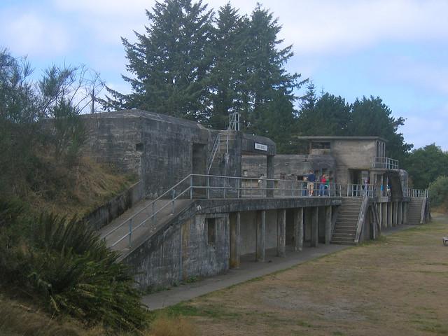 Battery Russell Fort Stevens State Park Flickr Photo