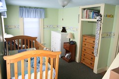 3rd Bedroom/Nursery
