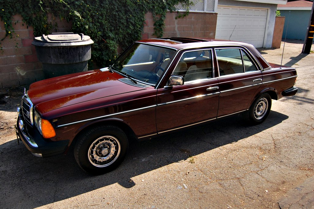 1983 mercedes benz 300d turbo diesel w123 a photo on for Mercedes benz turbo diesel