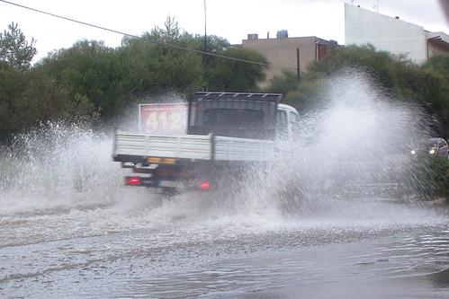 Maltempo, ancora pioggia e temporali al Centro-Sud$