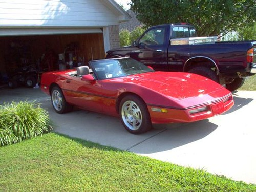 Dad S 90 Corvette Flickr Photo Sharing