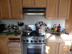 Cooking and canning