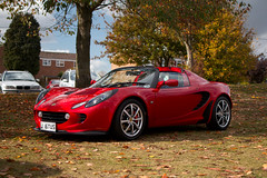 Lotus S2 111S, Ardent Red