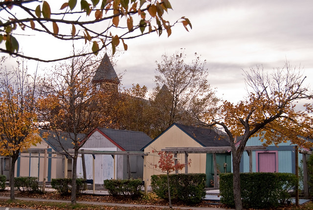 Tents That Look Like Barns : Fall in tent city flickr photo sharing