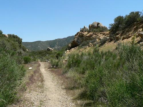 Sandstone Gap