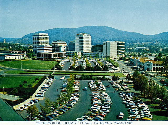 Hobart Place, Civic, ACT