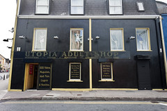 A Visit To Cork City - No I Did Not Visit Utopia (There is One Near Me In Dublin)
