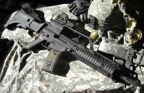 My Classic Army G36KV