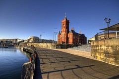 Cardiff Bay HDR
