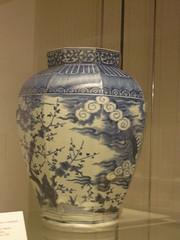 art, pottery, blue and white porcelain, vase, ceramic, porcelain,