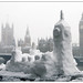 snow parliament by pebaline
