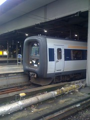 train station, vehicle, train, transport, rail transport, public transport, passenger car, rolling stock, rapid transit,