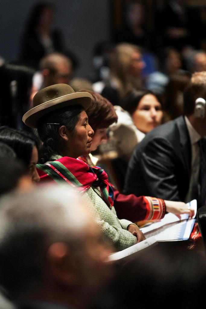Sixth Session of Permanent Forum on Indigenous Issues Opens
