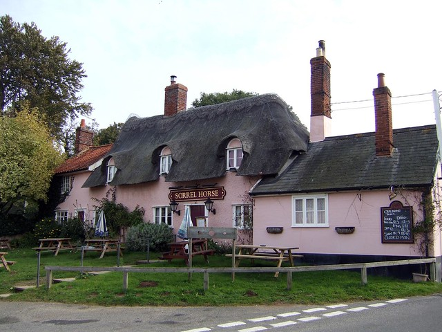 Pubs of Shottisham Suffolk