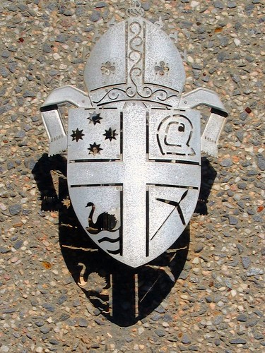 Cathedral of the Holy Cross, Coat of Arms
