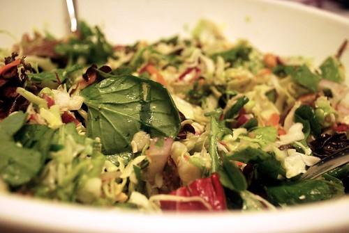 Waka Waka Salad